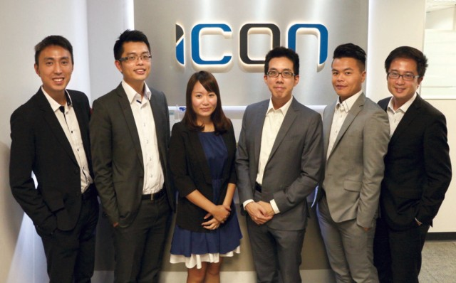 iCON Business Systems Ltd. 政府專業服務團隊。