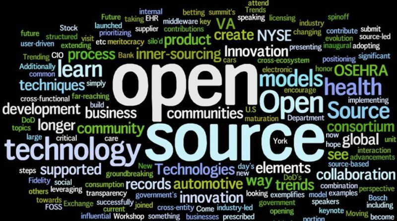 The Year of Open Source 開源元年