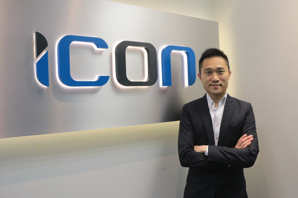 iCON Business Systems Limited 技術總監戴兆偉。